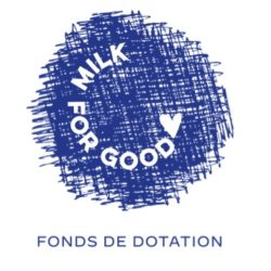 Logo Milk For Good